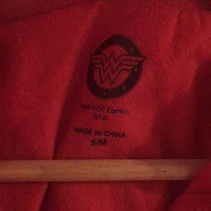 Women's DC Comics pajamas